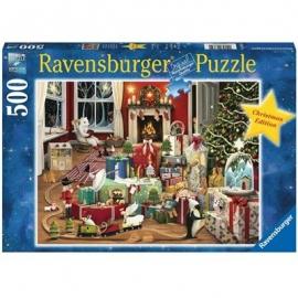 Ravensburger - Weihnachtszeit, 500 Teile