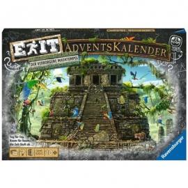 Ravensburger - EXIT Adventskalender - Der verborgene Mayatempel