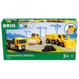 BRIO - Baustellenfahrzeuge