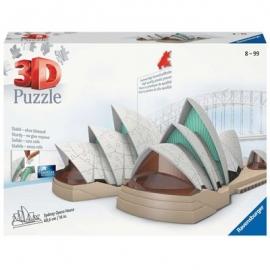 Ravensburger - 3D Puzzle - Opernhaus Sydney