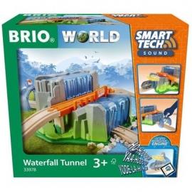 BRIO - Smart Tech Sound Wasserfall-Tunnel