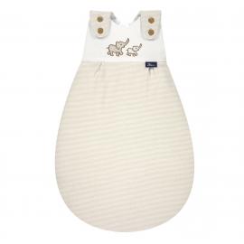 Baby-Mäxchen Außensack Organic Cotton Olifant