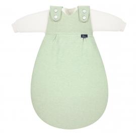 Baby-Mäxchen 3tlg. Special fabric Quilt türkis Gr.50/56