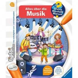 Ravensburger - tiptoi Alles über die Musik