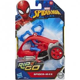 Hasbro - Marvel Avengers - Marvel Spider-Man - Spider-Man Stunt Fahrzeug
