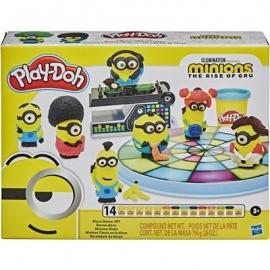 Hasbro - Play-Doh Minions Disko