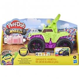 Hasbro - Play-Doh Mampfender Monster Truck