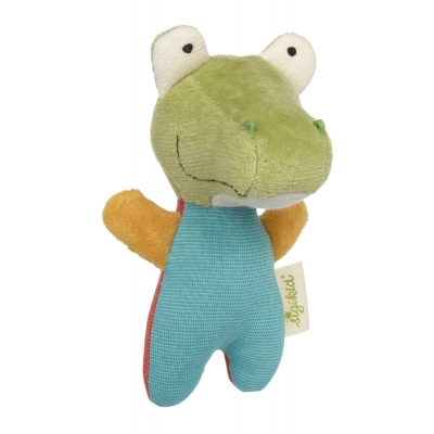 Sigikid Greifling Krokodil Green