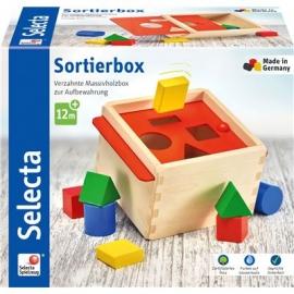 Schmidt Spiele - Selecta - Sortierbox, 14 cm