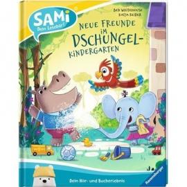 Ravensburger - SAMi - Neue Freunde im Dschungel-Kindergarten