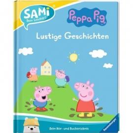 Ravensburger - SAMi - Peppa Pig - Lustige Geschichten