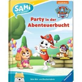 Ravensburger - SAMi - Paw Patrol - Party in der Abenteuerbucht