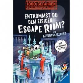 Ravensburger - Der Adventskalender - Entkommst du dem eisigen Escape Room?