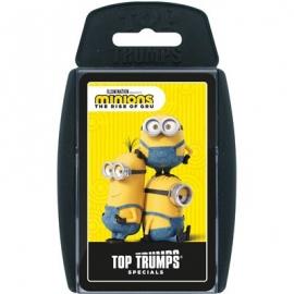 Winning Moves - Top Trumps - Minions 2
