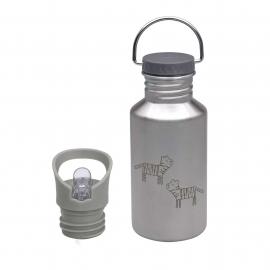 Bottle Stainless Steel Safari Tiger