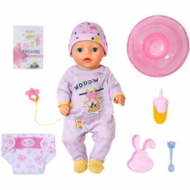 Zapf Creation - BABY born Soft Touch Little Girl 36 cm