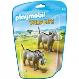 PLAYMOBIL® 6941 - Wild Life - Warzenschweine